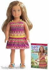 Lea Mini Doll & Book (American Girl Mini Doll Collection) New in Box