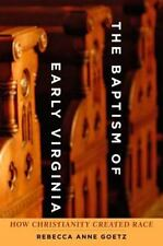 Early America History, Context, Culture: The Baptism of Early Virginia : How...