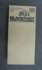 RC Tamiya Blackfoot Ford F150 Ranger Body Part Set no.5302 ,58058 , NEU NIB 1986
