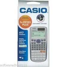 Casio FX-991ES Plus Scientific Calculator Original Brand New in Box FX991ES