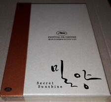 SECRET SUNSHINE / Lee Chang Dong /Jeon Do Yeon / 2DISC KOREA DIGIPAK DVD L.E NEW