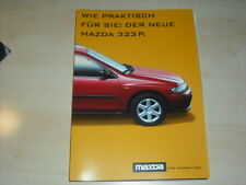 27439) Mazda 323 F Prospekt 1997