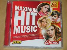 CD / MAXIMUM HITS MUSIC 2009 VOL 2 / NEUF SOUS CELLO