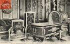 CPA 77 FONTAINEBLEAU le palais le chapeau de l'empereur et le berceau du roi