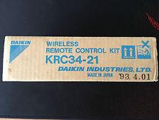 DAIKIN KRC34-21 Controller a infrarossi A/C controller remoto DAIKIN Vecchio Stile