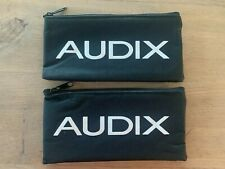 Audix Zippered Nylon Microphone Pouch (2)