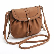 Women Lady Leather Handbag Shoulder Bag Tote Purse Messenger Satchel Cross Body