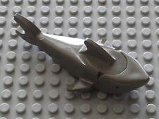 Requin LEGO PIRATES Minifig shark 2547 OldDkGray / Set 6290 6289 6598 6155 4011