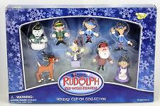 Rudolph Holiday Clip-On Collection by Memory Lane - Keychains or Ornaments - NEW