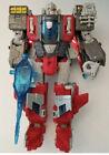 Transformers Broadside + Blunderbuss Titans Return Voyager Triple w/ Gun Figure