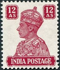 India (until 1947) Royalty Stamps