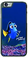 Dory Fish Keep Swimming in Ocean Phone Case for iPhone X 8 PLUS Samsung 9 LG etc