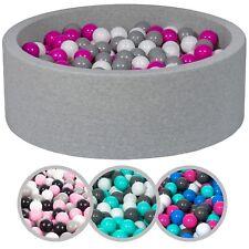 Piscina infantil para niños de bolas pelotas 300 piezas