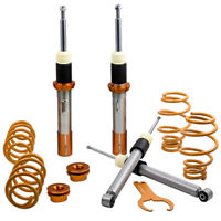 Coilovers for Audi / VW MK5 MK6 Jetta/Passat/Scirooco Adjustable Lowering Kit