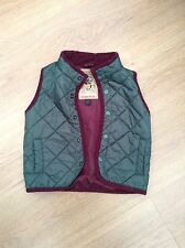 Next Boys' gilet Coats, Jackets & Snowsuits (0-24 Months)