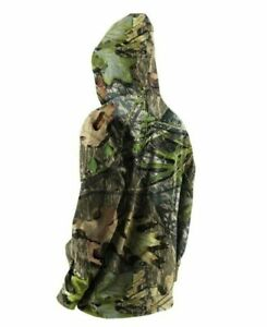 Nomad Large NWTF Applique Hoodie Mossy Oak Obsession Camo N1300008 Brand New