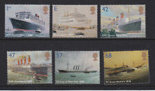 GB STAMPS SET  (6)     2004 Ocean Liners SG2446/53
