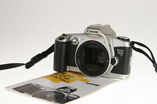 Canon EOS 500n SLR-Gehäuse #0432626 mit Anleitung