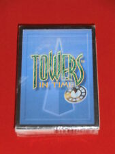 Towers in time - Trading cards - Thunder Castle Card Games - Limited Edition NEW