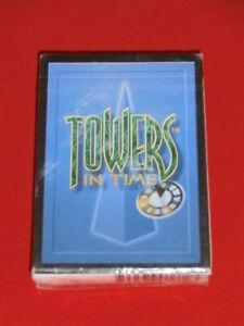 Towers in time,Thunder Castle Games,Kartenspiel,Spielkarten, Limited Edition NEU