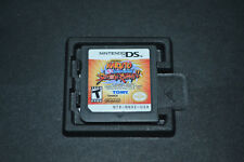 Naruto Shippuden: Shinobi Rumble (Nintendo DS, 2011) Cart Only Fast Shipping