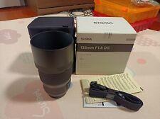 New listing Sigma 135mm F/1.8 Art Dg Hsm Canon Mount #240954 Usa