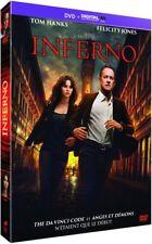 DVD  *** INFERNO *** de Ron Howard avec Tom Hanks, Félicity Jones ( neuf )