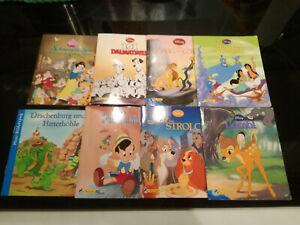 8 Minibücher für Kinder