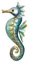 Montego Bay Blue Seahorse Christmas Holiday Ornament