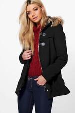 Abrigos y chaquetas de mujer de color principal negro talla L de piel