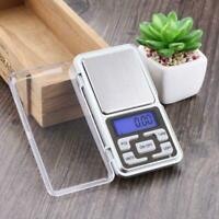 High Precision Mini Pocket Weight Jewelry Balance Spice Measuring Digital C8T7