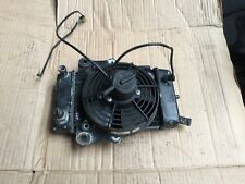 Honda @125 NES Radiator And Fan And Switch