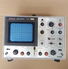 Hitachi V-152F 15mhz Oscilloscope * Powers On & Appears Working * FREE SHIPPING