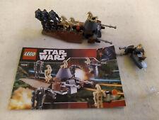 Lego Star Wars - 7654 - Droids Battle Pack - Complete, Minifigures, Instructions