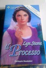LYN STONE-IL PROCESSO-GRANDI ROMANZI STORICI-N.277-HARLEQUIN MONDADORI-2000