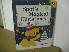 Spot's Magical Christmas/ Eric Hill/ Hardback/ dog story/ 2003