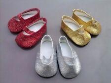 Chaussure OR DOREE poupée KIDZ N CATS Gotz Miss Corolle 42 CM Paola Reina Soy Tu