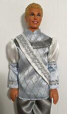 Vintage Ken Barbie Doll 1968 Body Blonde 1991 Head Blue Eyes Prince Charming