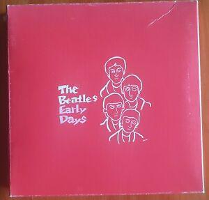 7/45 THE BEATLES : EARLY DAYS (BOX SET ) (JAPAN)