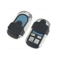 433.92mhz Rolling Code Universal Gate Garage Door Opener Remote Control Black