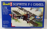 Revell 1:72 - 04111 Sopwith F-1 Camel - NEU NEW