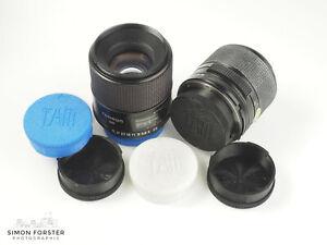 FORSTER UK Tamron Adaptall & Adaptall2 Mount Rear Lens Cap