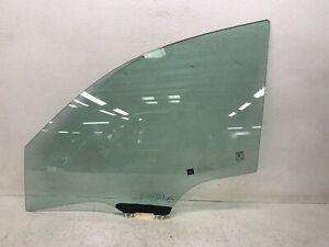 07-13 ACURA MDX FRONT LEFT DRIVER SIDE DOOR WINDOW GLASS OEM LOT3143