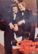Cannon and Ball Concert Programme