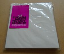 U2 Stuck In A Moment You Can't Get Out Of UK 4-trk CD SEALED CIDZ770 withdrawn?
