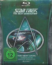 Star Trek Next Generation The Next Level Blu-ray NEU OVP Sealed Deutsche Ausg.
