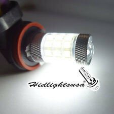 Pair GP THUNDER 9005 HB3 36 SMD LED Light Bulbs Hyper White for Fog Headlamp DRL