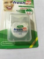 Dental Floss 50 Metre 50M Strong Mint Flavor Flosser Waxed Fresh Up Oral Care