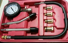 Petrol Engine Compression Tester 4 & 2 Wheelers Multi Adaptors