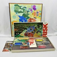 Vintage 1975 Parker Brothers RISK World Conquest Board Game #44 Complete & Mint